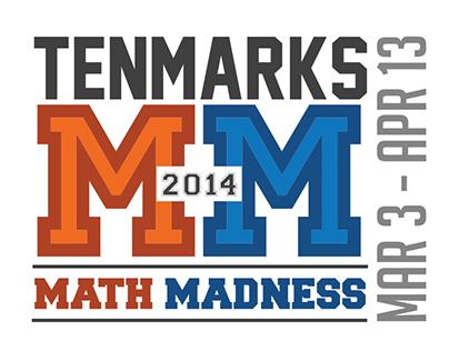 TenMarks - Math Madness Campaign
