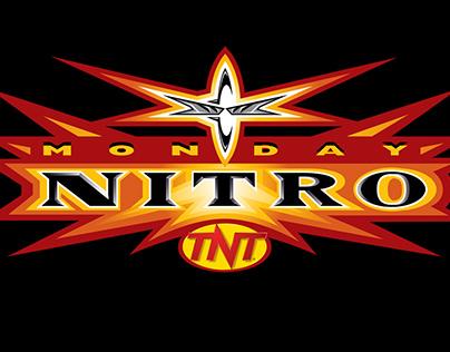 Nitro Logos for WCW