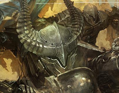 Darkfall UW (2012-2014)- promo artwork