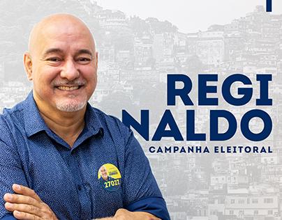 REGINALDO VALADÃO - Campanha Eleitoral 2018