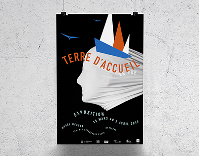TERRE D'ACCUEIL POSTER 1