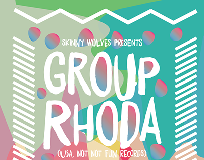 Group Rhoda Show Poster