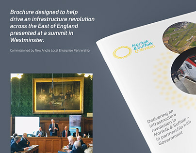 Lobbying for investment in the East of England