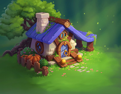 Little Forest Creature House