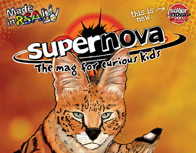 Supernova, the mag for curious kids: vol. 6