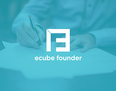 ecube funder logo for financial statements agency