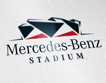 Mercedes-Benz Stadium Identity
