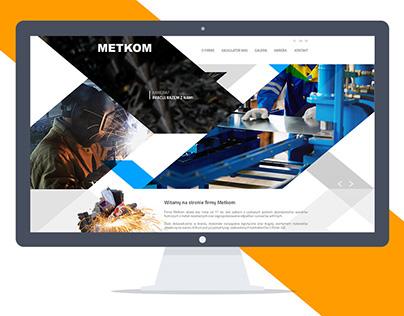 Metkom Redesign Concept #2 | GreenFly