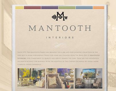 Mantooth Newspaper Ad