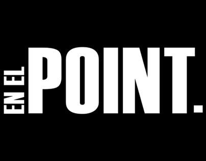 Motion graphics - El Point