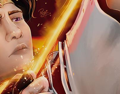 Sailor Boy- Mars | Proyecto Ilustración Digital