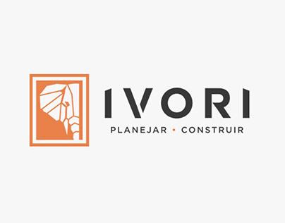 Ivori Construção | Identidade Visual