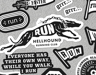 Hellhound running club