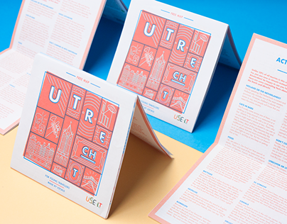 USE-IT Utrecht City Map