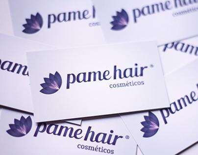 Identidade Visual | Pame hair
