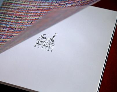 Fernando Jaramillo's Artist book