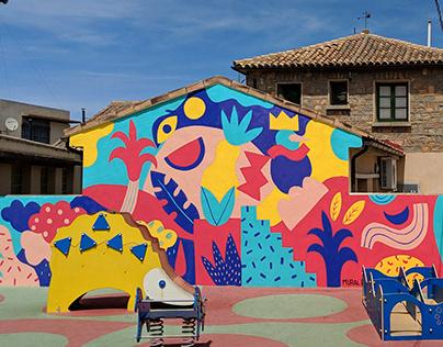 Mural / ASALTO (COPIAR)