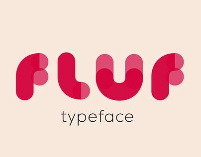FLUF - Typeface