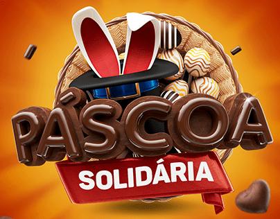 PACK SELO 3D PÁSCOA - FREEPICK