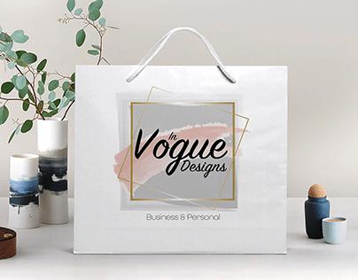 In Vogue Designs | Brand Design