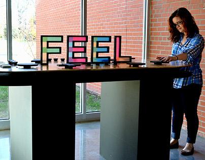 FEEL: An Interactive Installation