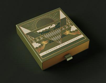 PACKAGING-端午節禮盒設計