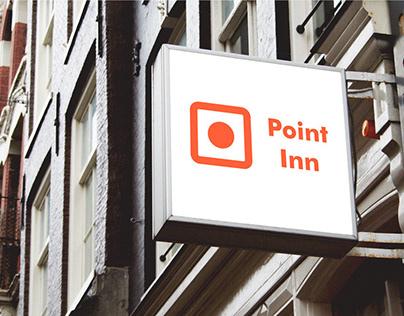 Branding Hostel Point Inn