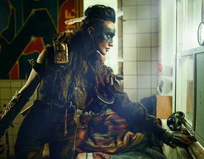 Junk Town Warrior
