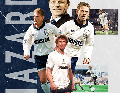 Spurs Legends: Micky Hazard