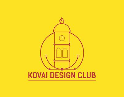 Kovai Design Club - Logo Design