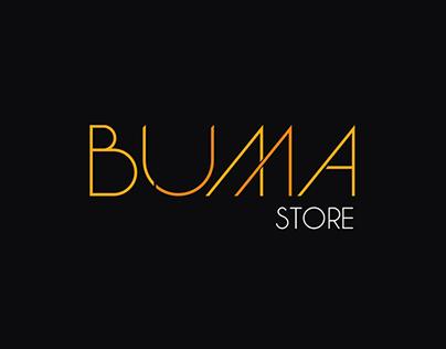Brand Design | BUMA Store