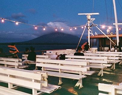 el Ferry de Ometepe
