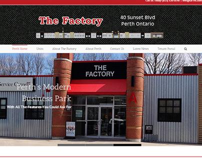 Perth Factory Website