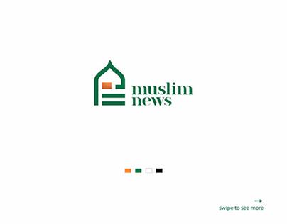 Logo Design - Muslim News and Update