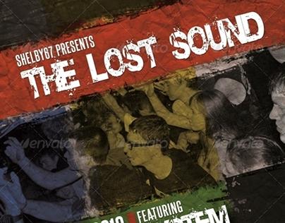 Indie Rock Flyer / Poster Vol.3