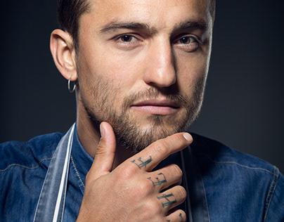 Portrait Photography - Chef