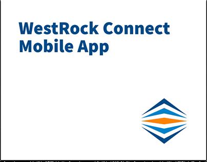 WestRock Connect Mobile MVP