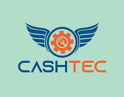 CashTec Logo Design