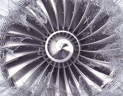 QFC - ''Corporate Campaign Animations'' - JET ENGINE