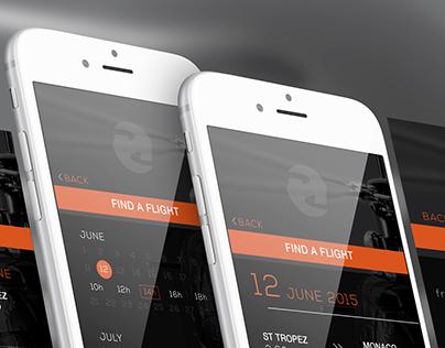 Application mobile Helisécurité
