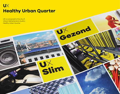 UX Healthy Urban Quarter proposal