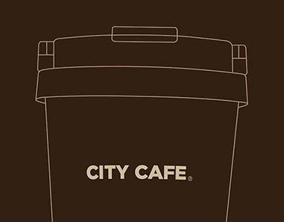 CITY CAFE TUMBLER