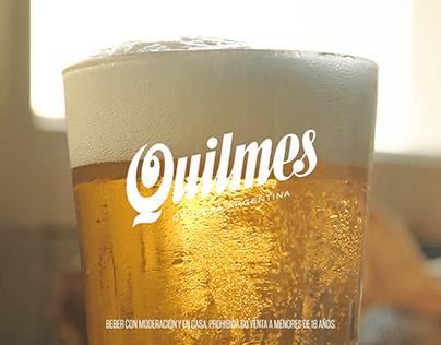 Quilmes-Volvamos con Moderación