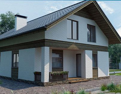 Modeling & Visualisation Houses