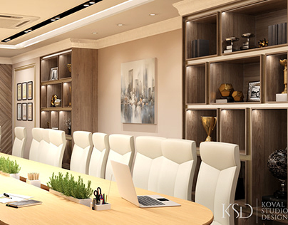 KSD project for office. Meeting room