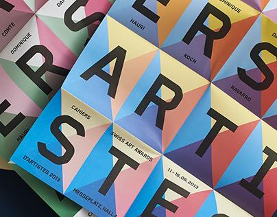 Cahiers d'Artistes