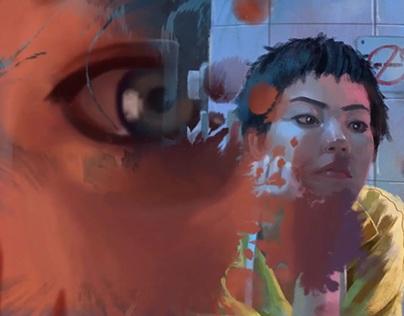 Sercan Şahin - CGI Illustration Reel