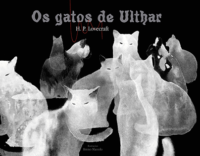 Os gatos de Ulthar - H. P. Lovecraft