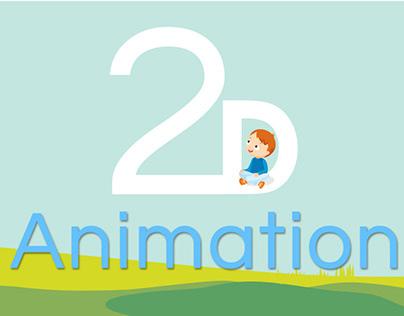 2D Animation Portfolio