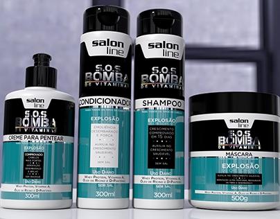 Salon Line   Proposta de Layout